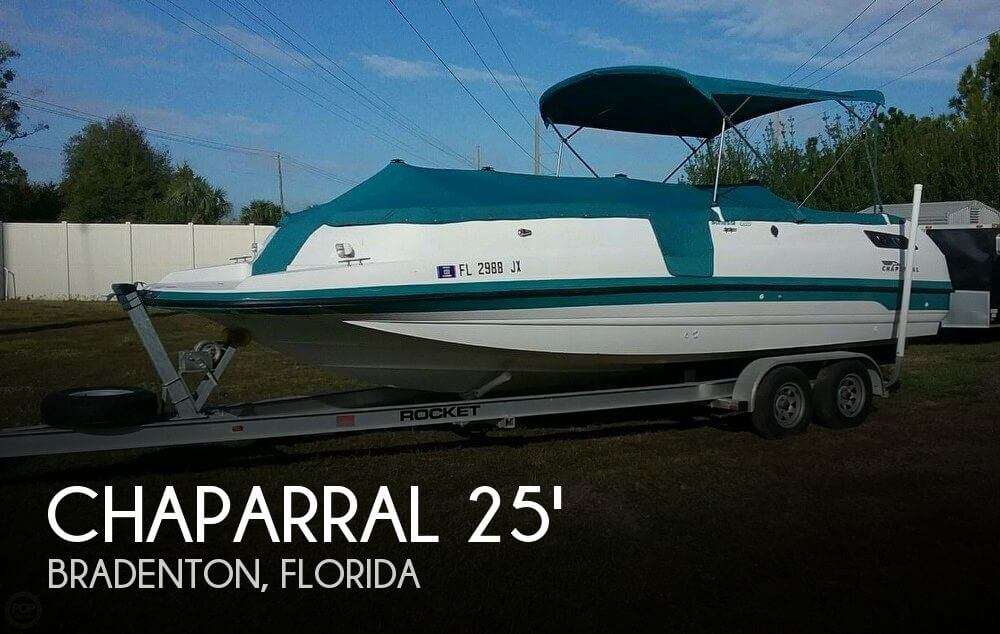 Used Chaparral 25 Boats For Sale by owner | 1996 Chaparral 25