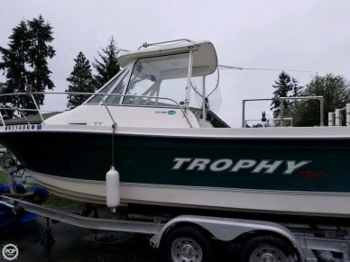 Trophy Pro 2052 WA, 21', for sale - $22,500