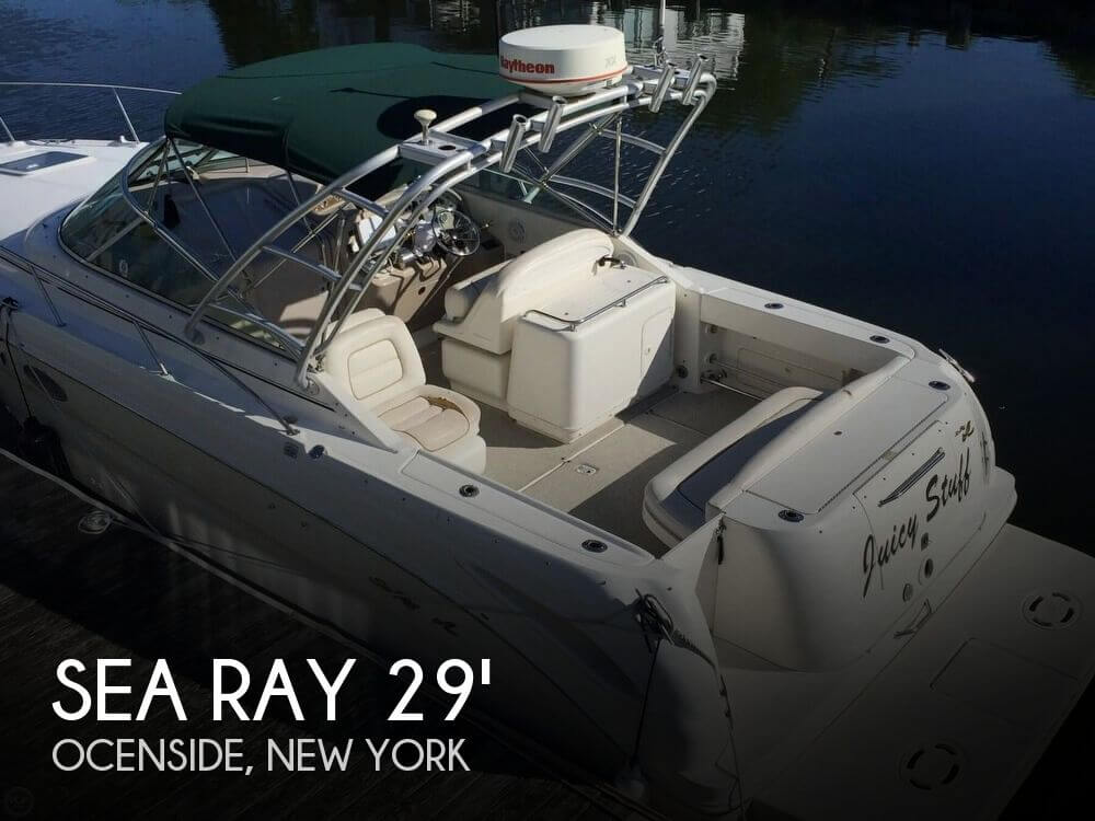 Used Sea Ray 29 Boats For Sale by owner | 2000 Sea Ray 29