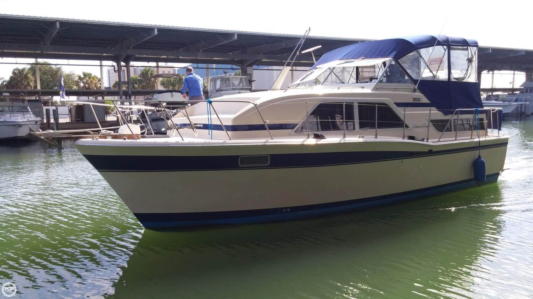 1982 Chris-Craft 350 Catalina For Sale