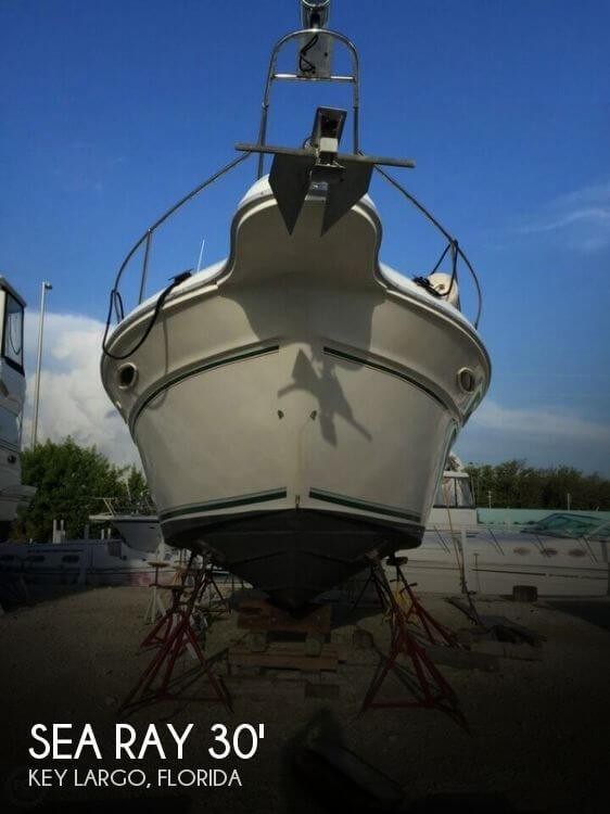 Used Boats For Sale by owner | 1992 Sea Ray 30