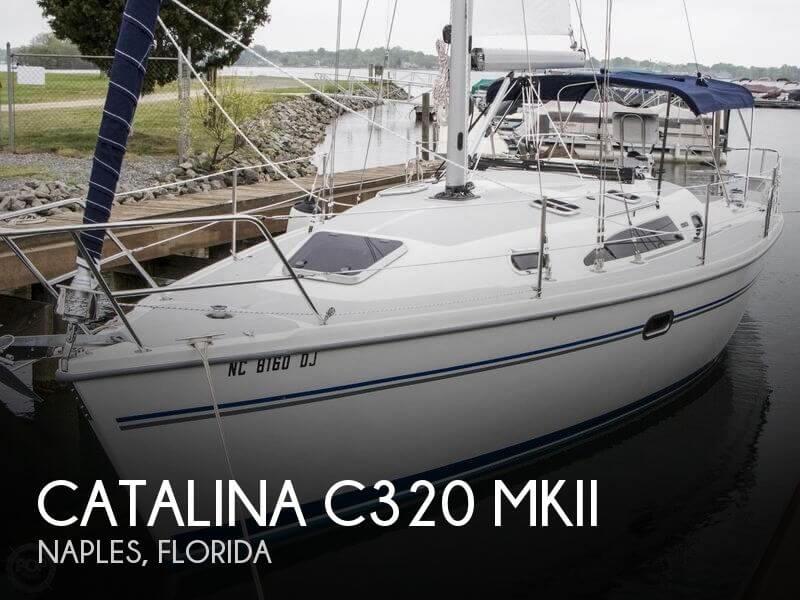 2008 Catalina 32 - Photo #1