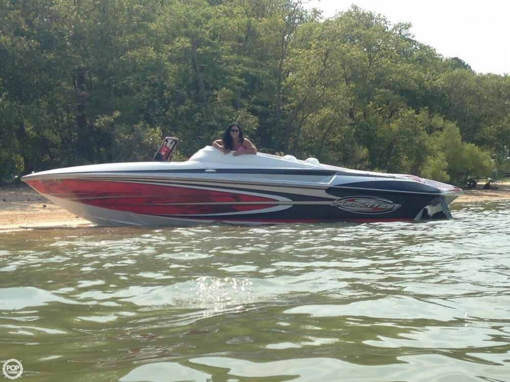 2014 Sunsation boat for sale, model of the boat is 288s & Image # 6 of 40