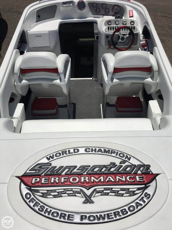 2014 Sunsation boat for sale, model of the boat is 288s & Image # 8 of 40