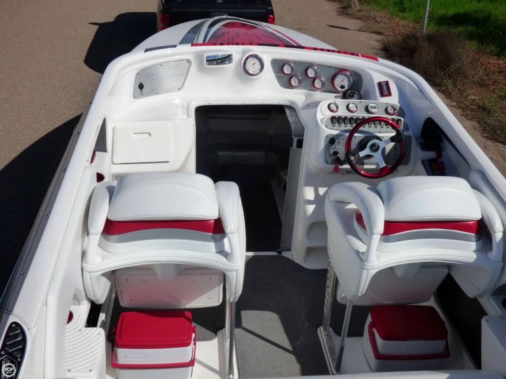 2014 Sunsation boat for sale, model of the boat is 288s & Image # 3 of 40