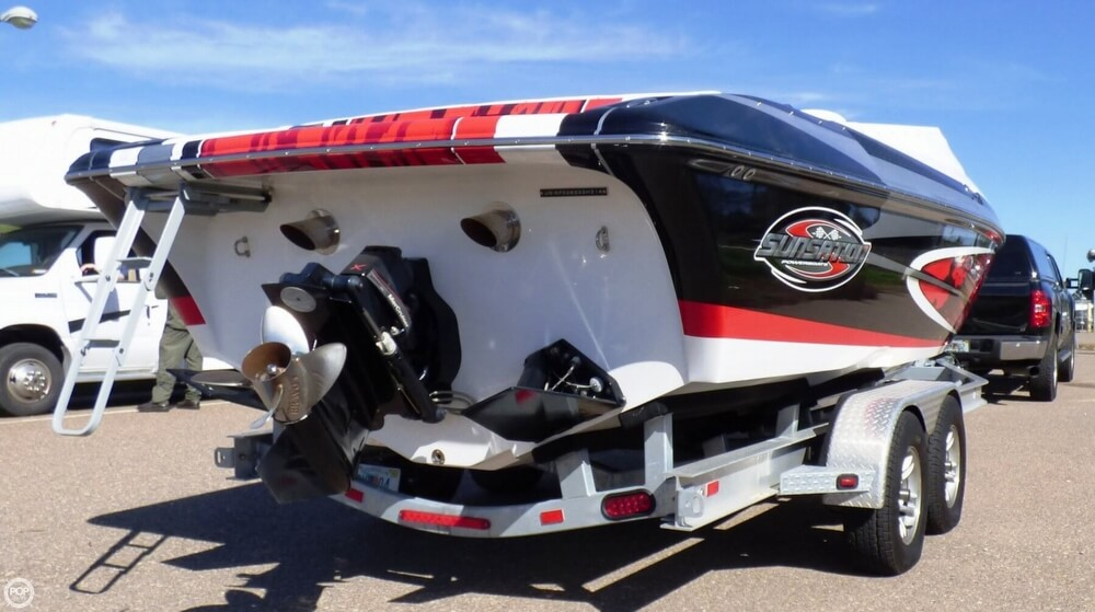 2014 Sunsation boat for sale, model of the boat is 288s & Image # 5 of 40