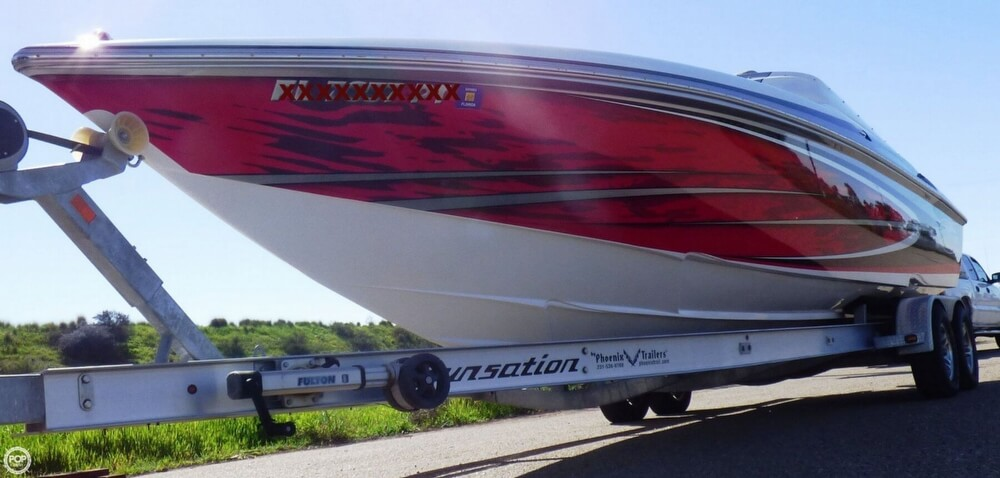 2014 Sunsation boat for sale, model of the boat is 288s & Image # 16 of 40
