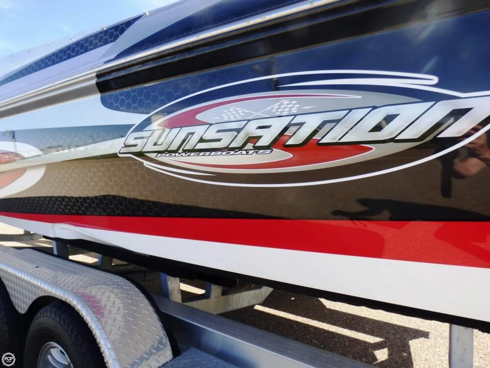 2014 Sunsation boat for sale, model of the boat is 288s & Image # 17 of 40