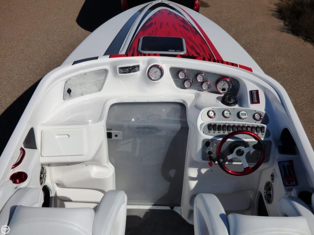 2014 Sunsation boat for sale, model of the boat is 288s & Image # 26 of 40