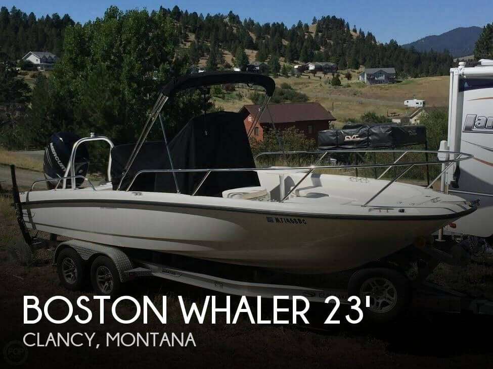 Used Boston Whaler Boats For Sale by owner | 2012 Boston Whaler 23