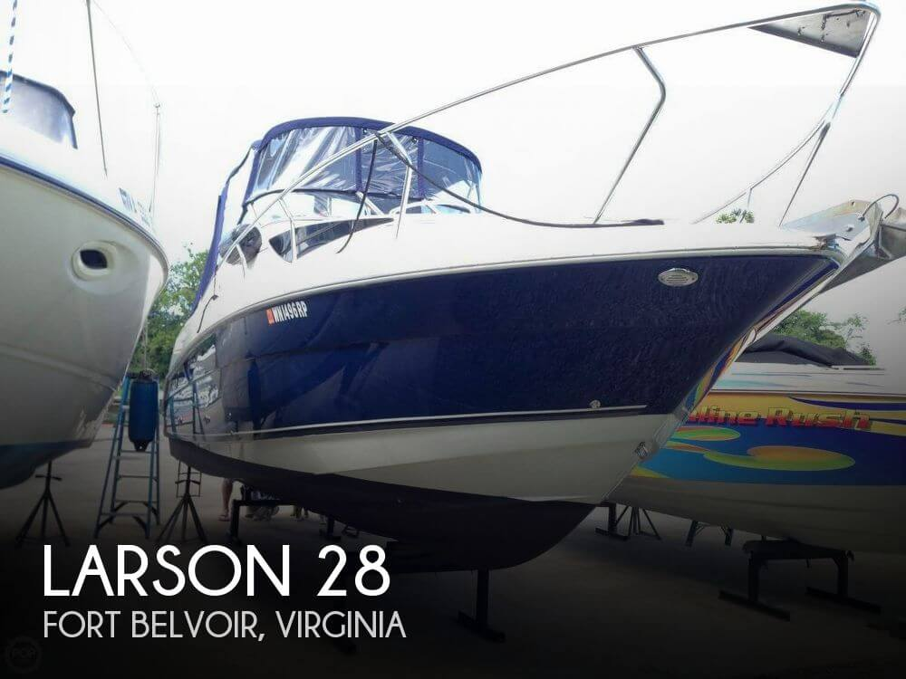 28 Foot Larson 28 28 Foot Motor Boat In Fort Belvoir Va