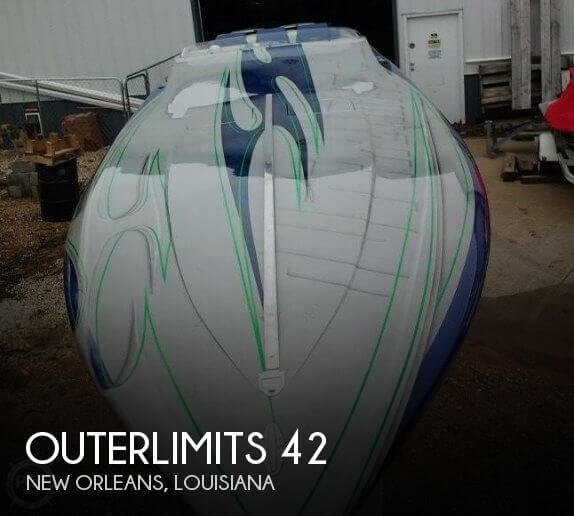 Used High Performance Boats For Sale by owner | 2001 Outerlimits 42