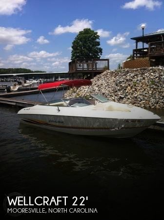 Used Wellcraft 22 Boats For Sale by owner | 1999 Wellcraft 22
