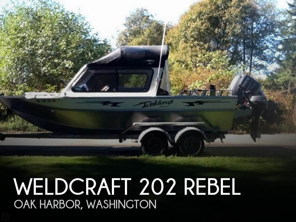 Used Fishing boats For Sale in Washington by owner | 2010 Weldcraft 20