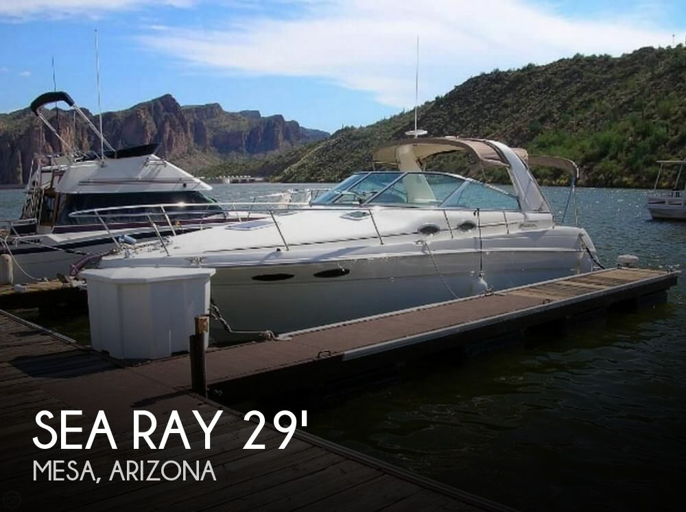 Used Sea Ray 27 Boats For Sale by owner | 1999 Sea Ray 27