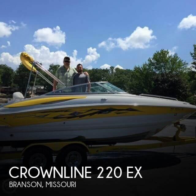 2007 Crownline 22 - Photo #1