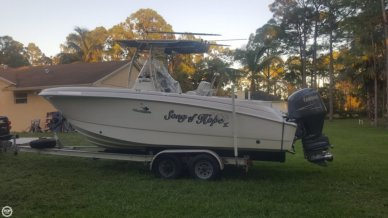 Wellcraft 252 Fisherman Tournament Edition, 24', for sale
