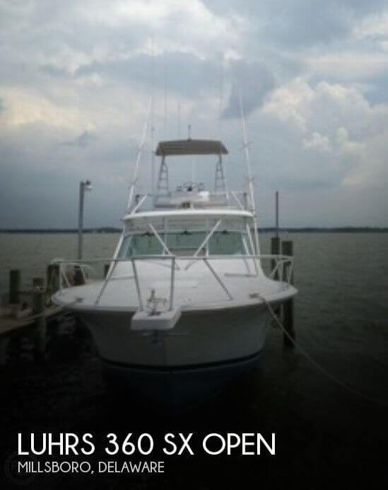 Used Boats For Sale in Delaware by owner | 1999 Luhrs 36