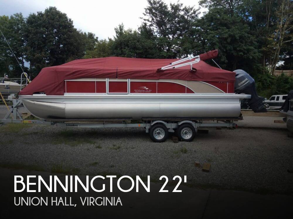 2017 BENNINGTON 22 SSX SALTWATER SERIES for sale
