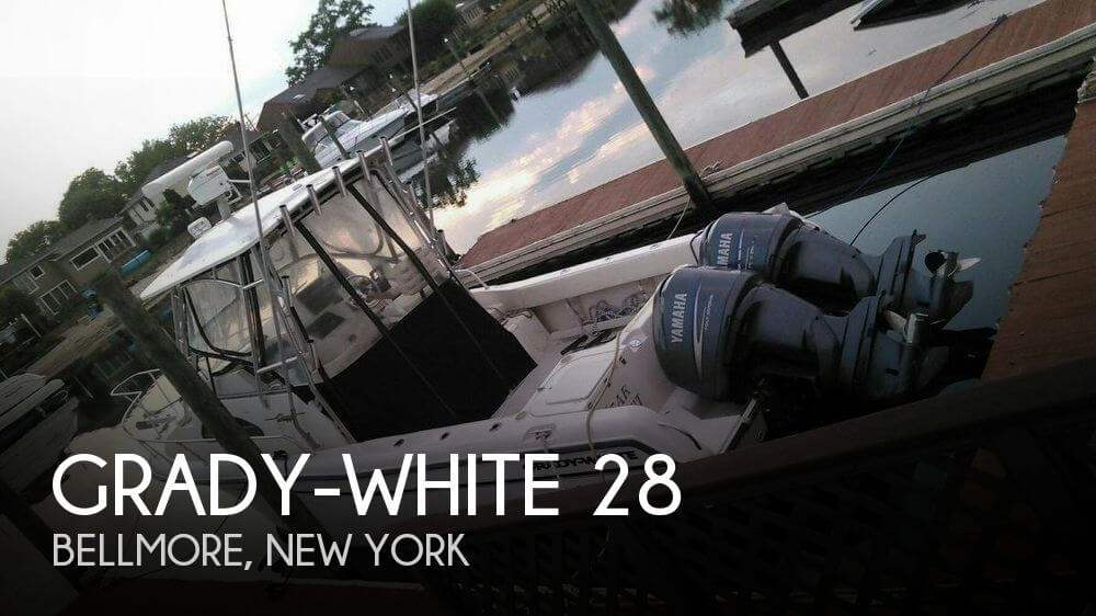 Used Grady-White Boats For Sale by owner | 2004 Grady-White 28