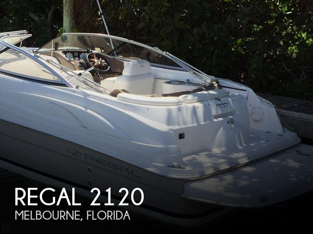 2005 REGAL 2120 for sale