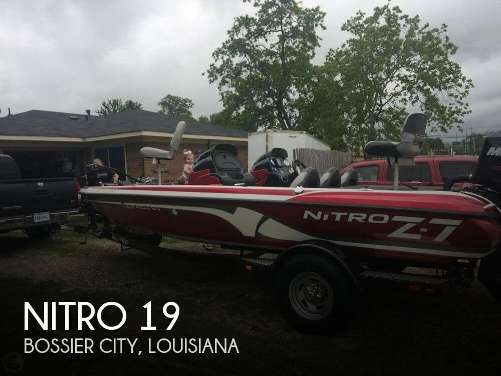 Used Boats For Sale in Shreveport, Louisiana by owner | 2014 Nitro 19
