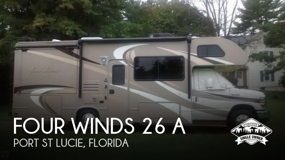 2015 Thor Motor Coach Four Winds 26 A