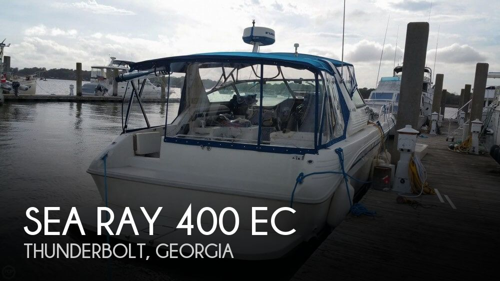 1993 Sea Ray 40 - Photo #1