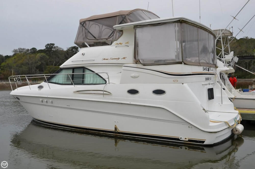 1997 Sea Ray 37 - Photo #1
