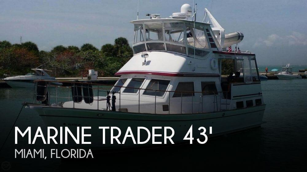 1984 Marine Trader LaBelle