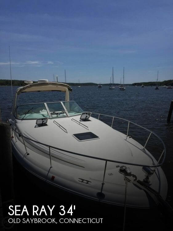2000 Sea Ray 34 - Photo #1