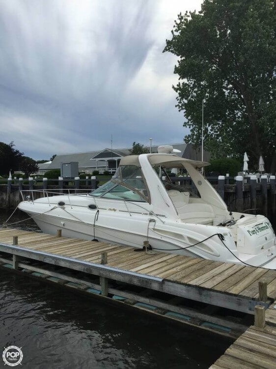 2000 Sea Ray 34 - Photo #2