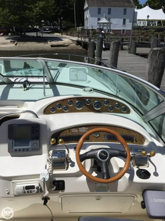 2000 Sea Ray 34 - Photo #4