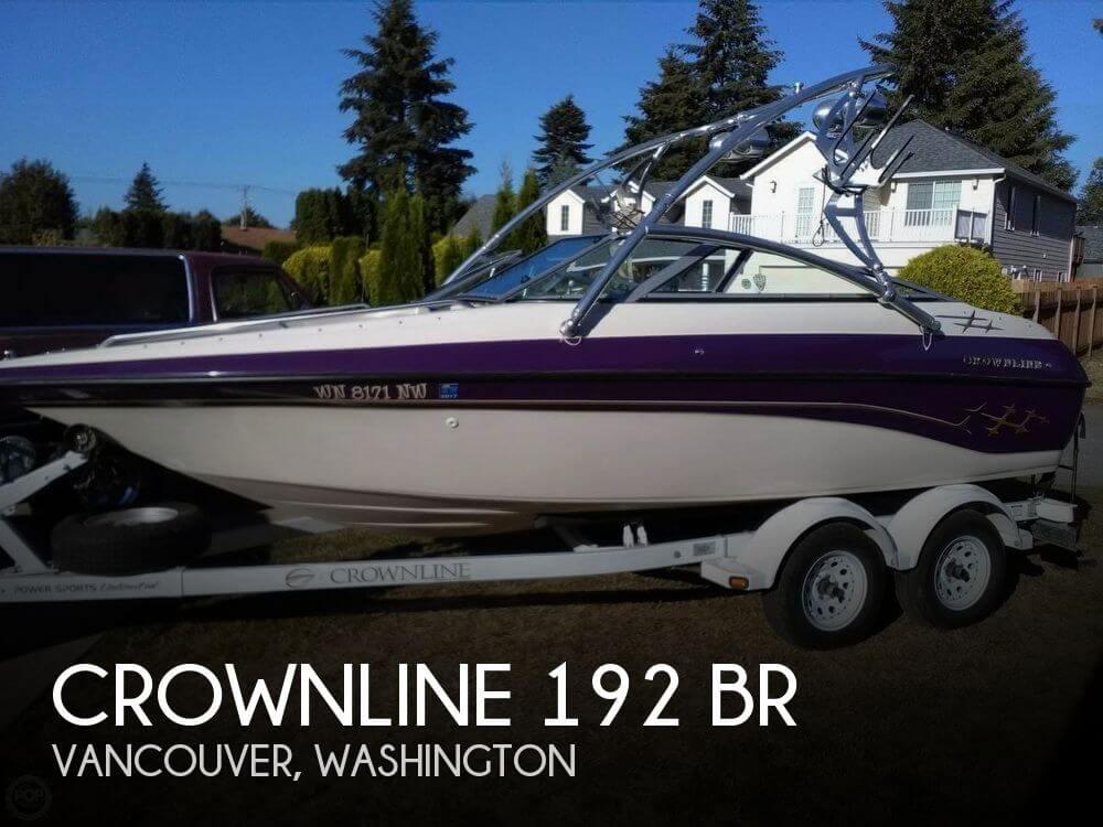 2000 CROWNLINE 192 BR for sale