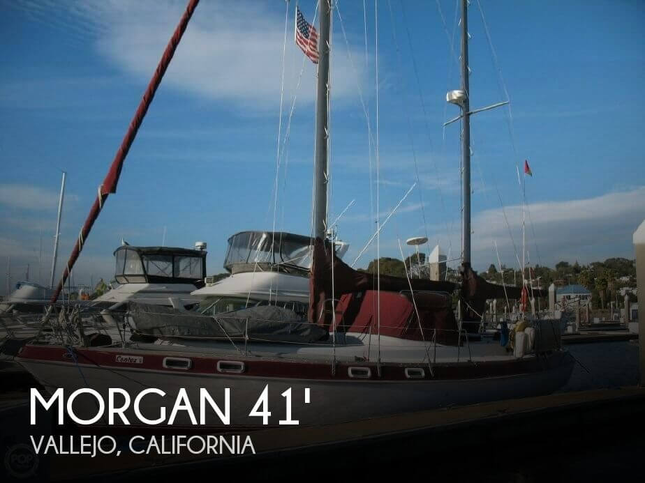 Used Boats For Sale in Santa Rosa, California by owner | 1977 Morgan 41