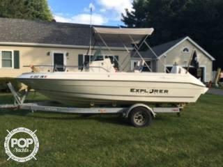Campion 582 Explorer, 20', for sale - $19,500