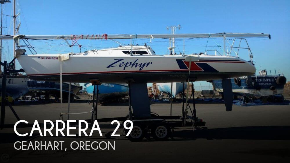 Used CARRERA Boats For Sale by owner | 1993 Carrera 29