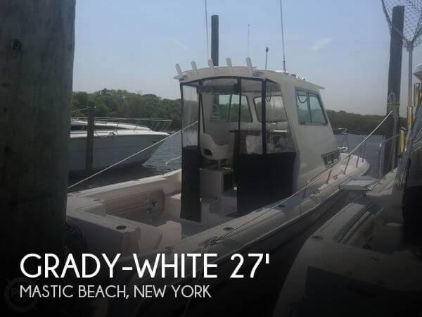 1998 Grady-White 27 - Photo #1