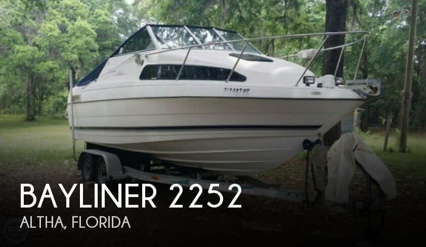 2000 Bayliner 22 - Photo #1