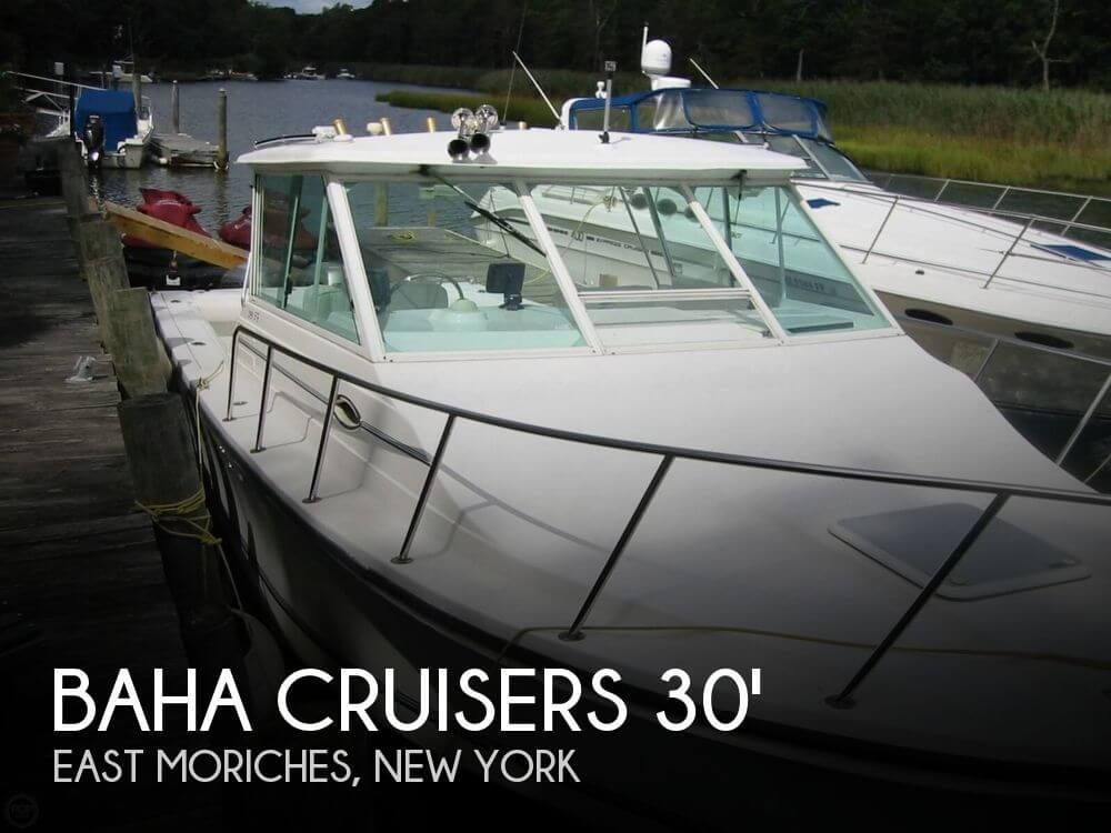 For sale used 2005 baha cruisers 299 sf in east moriches for Moriches boat and motor