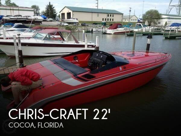1986 Chris-Craft 22 - Photo #1