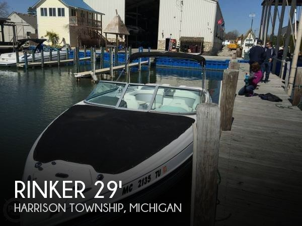 Used Rinker Boats For Sale in Michigan by owner | 2014 Rinker 29