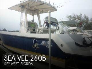 2003 SEA VEE 260B for sale
