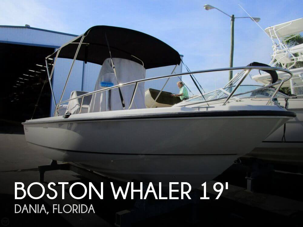 Used Boston Whaler 19 Boats For Sale by owner | 2011 Boston Whaler 190 Outrage