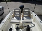 Raised Helm Seats With Bolsters