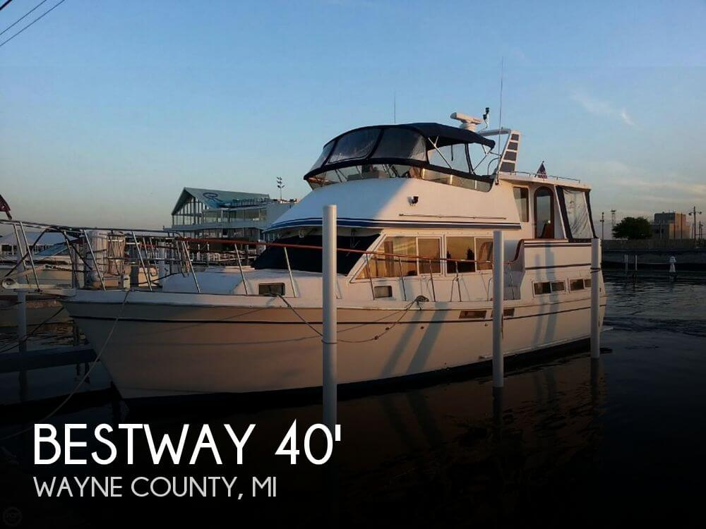 Used Trawler Yachts For Sale In Michigan - Page 1 of 1   Boat Buys