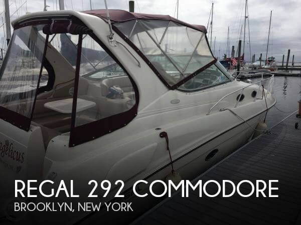 Used Regal Boats For Sale in New York by owner | 1996 Regal 29