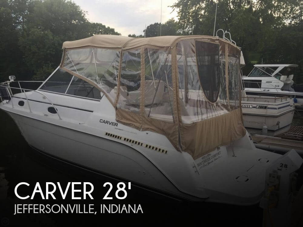 Used Carver 30 Boats For Sale by owner | 1998 Carver 30