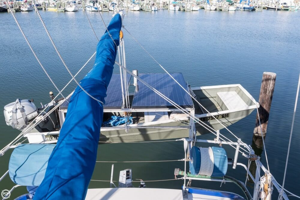 2009 Custom boat for sale, model of the boat is 46 Diesel Duck & Image # 28 of 40