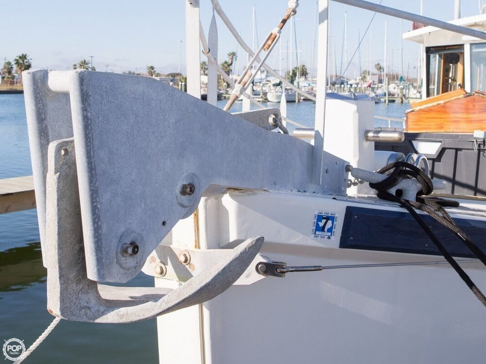 2009 Custom boat for sale, model of the boat is 46 Diesel Duck & Image # 31 of 40